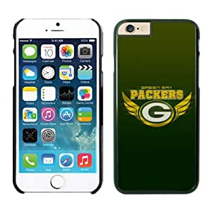 NFL Green Bay Packers iPhone 6 Plus Case 15 Black 5.5 Inches NFLIphone6PlusCases12477