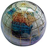 "Kassel™ 3-1/4"" (80mm) Diameter Decorative Globe Paper Weight"