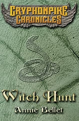 book cover of Witch Hunt