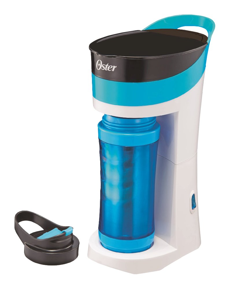 Amazon.com: Oster (Oster) coffee maker Mai Brieuc Blue BVSTMYB-BL ...