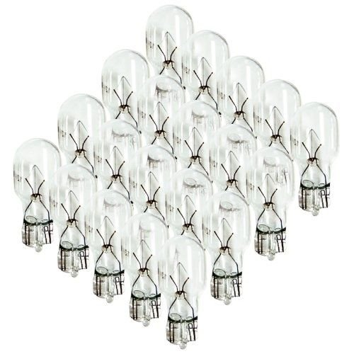 - YourStoreFront (20pk) 4 WATT 12v LOW VOLTAGE T5 WEDGE BULBS for MALIBU - INTERMATIC
