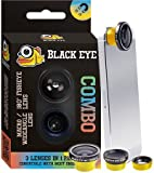 BLACK EYE ブラックアイ   COMBO コンボ スマートフォン カメラ レンズ [正規品]