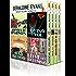 RAFFERTY & LLEWELLYN BOXED SET BOOKS 5-8 (Rafferty & Llewellyn British Mystery Series)
