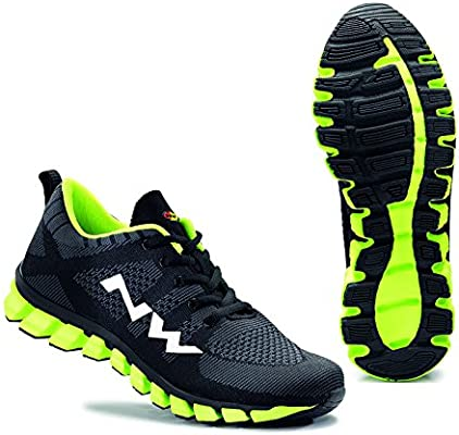 Zapatillas Northwave Podium 2 Negro-Amarillo 2016: Amazon.es: Deportes y aire libre
