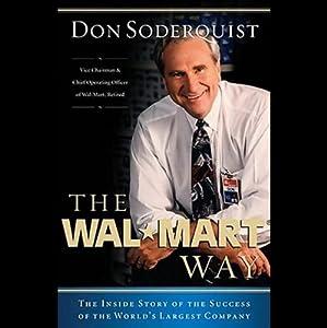 The Wal-Mart Way Audiobook