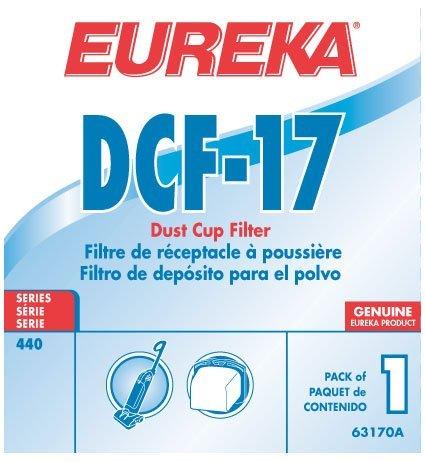 Eureka DCF17 Dust Cup Filter (PN 63170) by Eureka