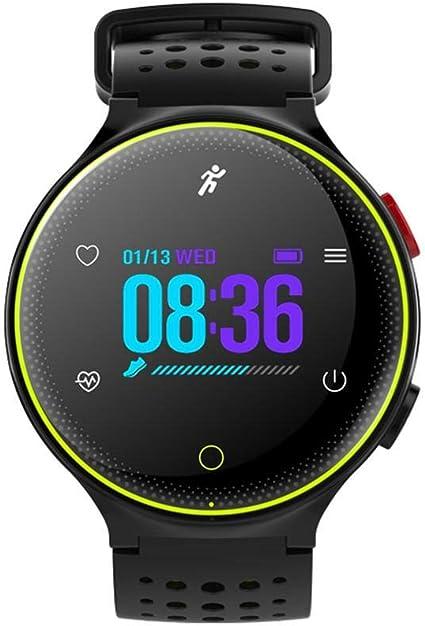 microwear X2 Plus Smart Watch Reloj Deportivo con pulsómetro ...