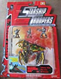 Starship Troopers Action Fleet Battle Packs #5 Battle Damaged Warrior Bug