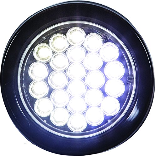 4 Inch Round Clear Led Lights in US - 9