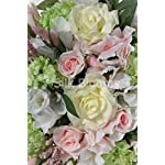 Ivory-Pink-Bridal-Bouquet-w-Real-Touch-Roses-and-Freesia