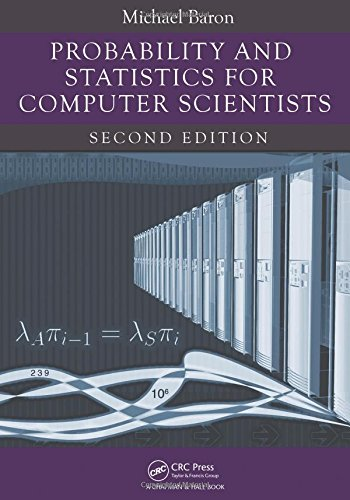 Probability and Statistics for Computer Scientists, Second Edition -  Baron, 2nd Edition, Hardcover