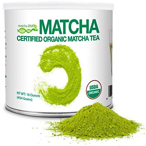 MatchaDNA 1 LB Certified