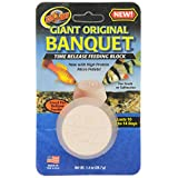Zoo Med Original Banquet 10-14 Day Feeding Block 1/Card