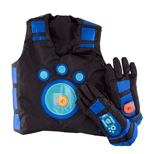 Wild Kratts Creature Power Suit (Martin) - Large, Ages 6-8 -