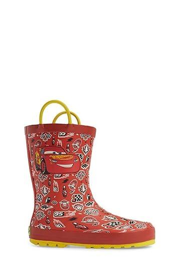 eb1c29418a4 Amazon.com | Western Chief Cars Lightning Fast Waterproof Rain Boot ...