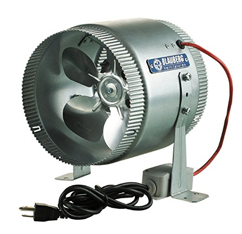 automatic inline duct fan - 8
