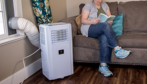 North Storm Portable Air Conditioner 8,000 BTU   AC, Heater, Fan,  Dehumidifier All In One   Easy Installation   Cools ... Part 73