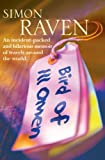 Front cover for the book Bird of Ill Omen by Simon Raven