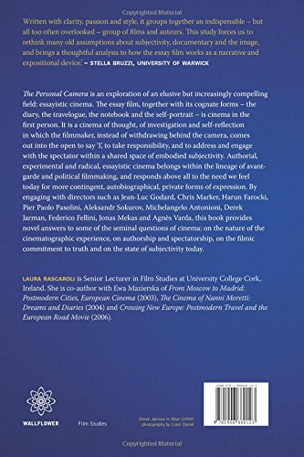 Amazoncom The Personal Camera Subjective Cinema And The Essay  Amazoncom The Personal Camera Subjective Cinema And The Essay Film  Nonfictions  Laura Rascaroli Books How To Start A Proposal Essay also Reflective Essay On English Class  Thesis For Compare And Contrast Essay