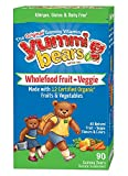 Yummi Bears Wholefood and Antioxidants Supplement for Kids - Best Reviews Guide