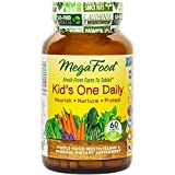 MegaFood Kid's One Daily, Tablets-60 ea