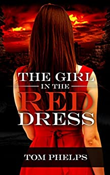 Girl Red Dress Dystopian Thriller ebook product image