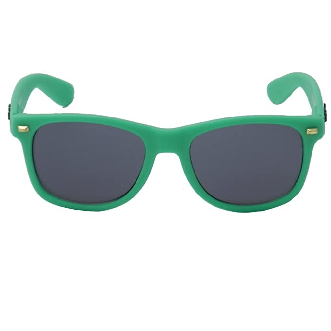 Gafas de Sol Knockaround Fort Knocks Matte Green / Smoke ...