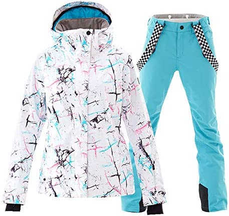 Womens Jackets Windproof Waterproof Snowsuit product image