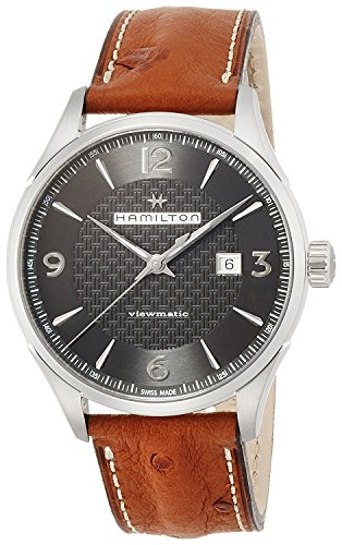 HAMILTON watch jazz master view matic H32755851 Men's [regular imported goods]