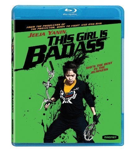This Girl Is Badass [Blu-ray] by Magnolia Home Entertainment