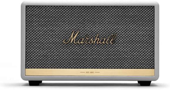 Marshall Acton II Altavoz Bluetooth - Blanco (UK)