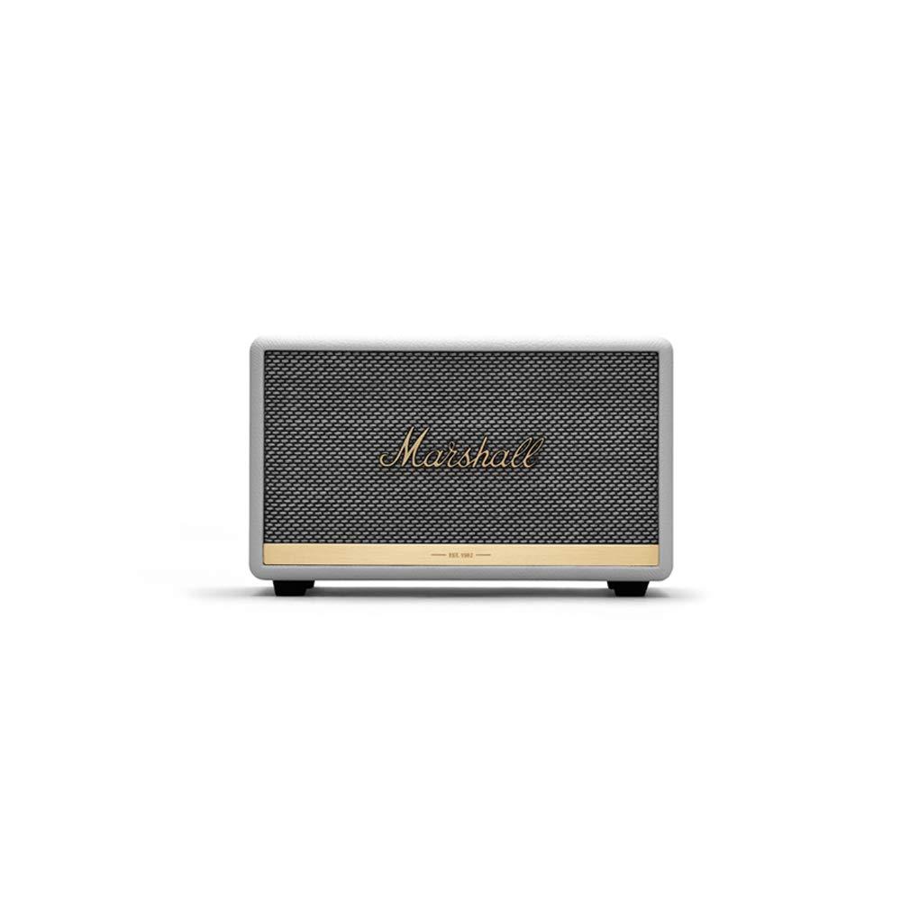 Marshall Acton II Bluetooth 30 W Altavoz portátil estéreo Blanco - Altavoces portátiles (2.0 Canales, 30 W, 50-20000 Hz, 90 dB, Inalámbrico y ...