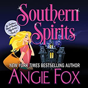 Southern Spirits Audiobook