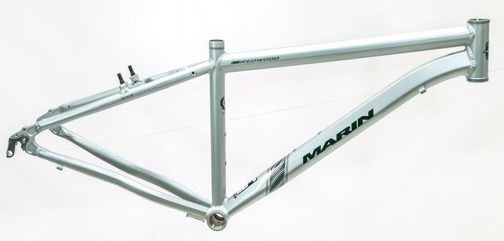Marin 22 cmレッドウッドアルミ合金ハイブリッド快適バイクフレーム700 C新しい B07C92KKKD