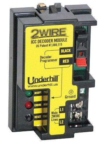 (Underhill TW-ICC-48 ICC Decoder Module for Irrigation)