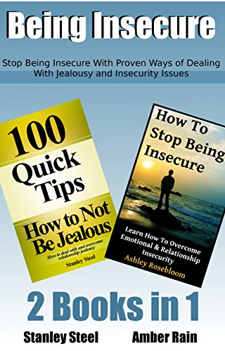 how to deal with jealousy and insecurity