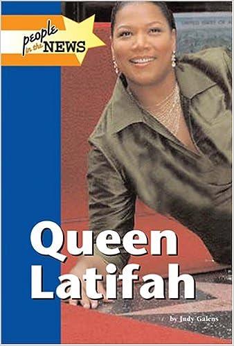 Queen Latifah (People in the News)