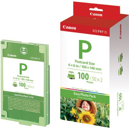 4'' X 6'' Easy Photo Pack - 100 Sheets 4'''' X 6'''' Easy Photo Pack - 100 Sheets by Canon