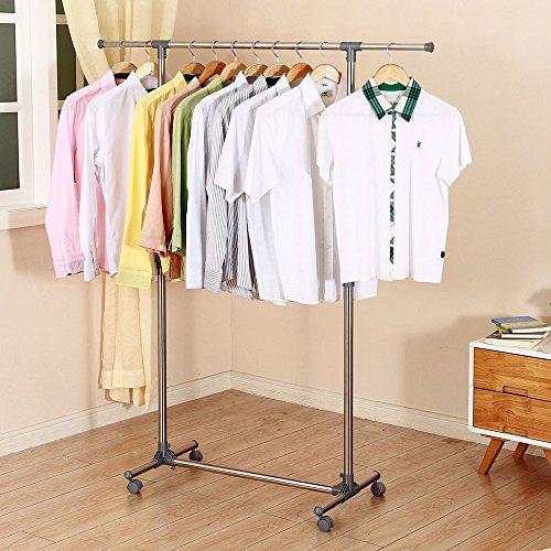 Kitchen Bathroom Storage Hanging Rack Bag (Pink) - 7