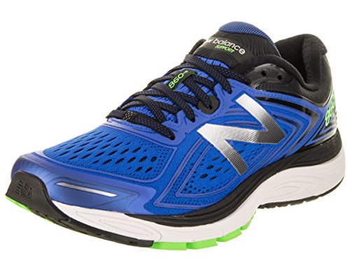 cheap sale good selling New Balance Men's M860bg8 Blue/Black free shipping cheap online outlet 100% authentic free shipping new styles a7SYU