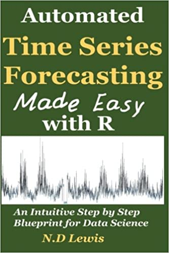 Automated Time Series Forecasting Made Easy with R: An intuitive