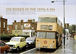 Book CIE Buses in the 1970s and 80s: Double Deckers