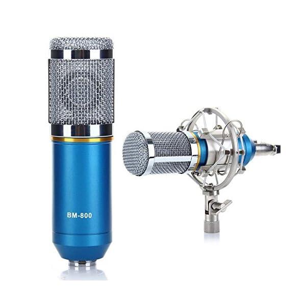 Condensor mic categories