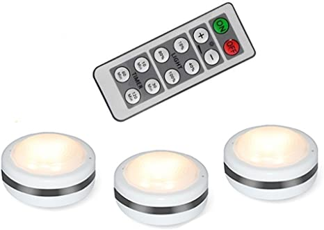 Superhelle LED Unterschrankbeleuchtung, kabellos