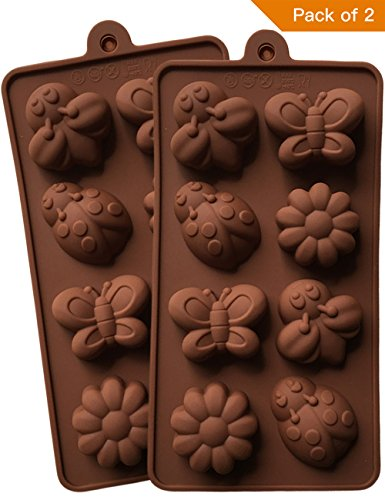 PERNY Nonstick Silicone Chocolates Butterfly product image