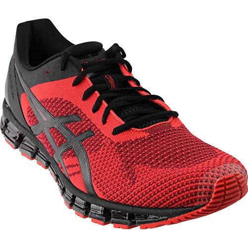 Pour Entraînement Asics Chaussures Knit Black Course Route Gel Sur De 360 Homme quantum OqwS680