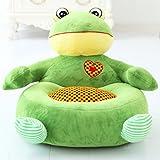 """Kids Mini Lounger Sofa,Bean Bag Chair,Novelty Gift Frug PP Cotton Cute Cartoon Washable 21""""x17""""(A)"""