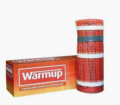 Warmup pfm04 sistema de calefacción por suelo radiante 4 M² inc Stat