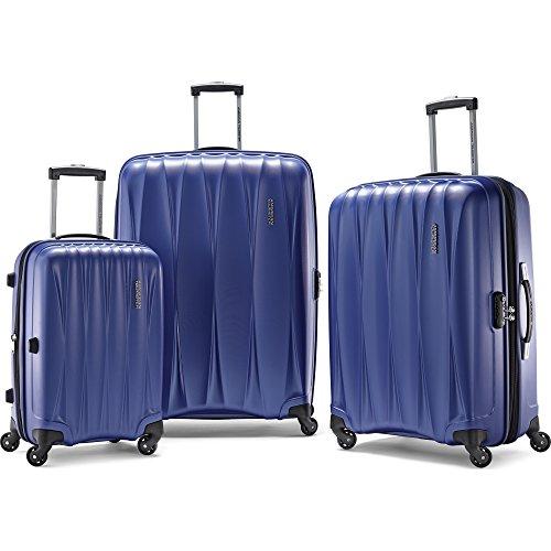 - American Tourister Arona Premium Hardside Spinner 3Pcs Luggage Set 20