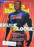 Smith, Bruce 9/2/91 autographed magazine